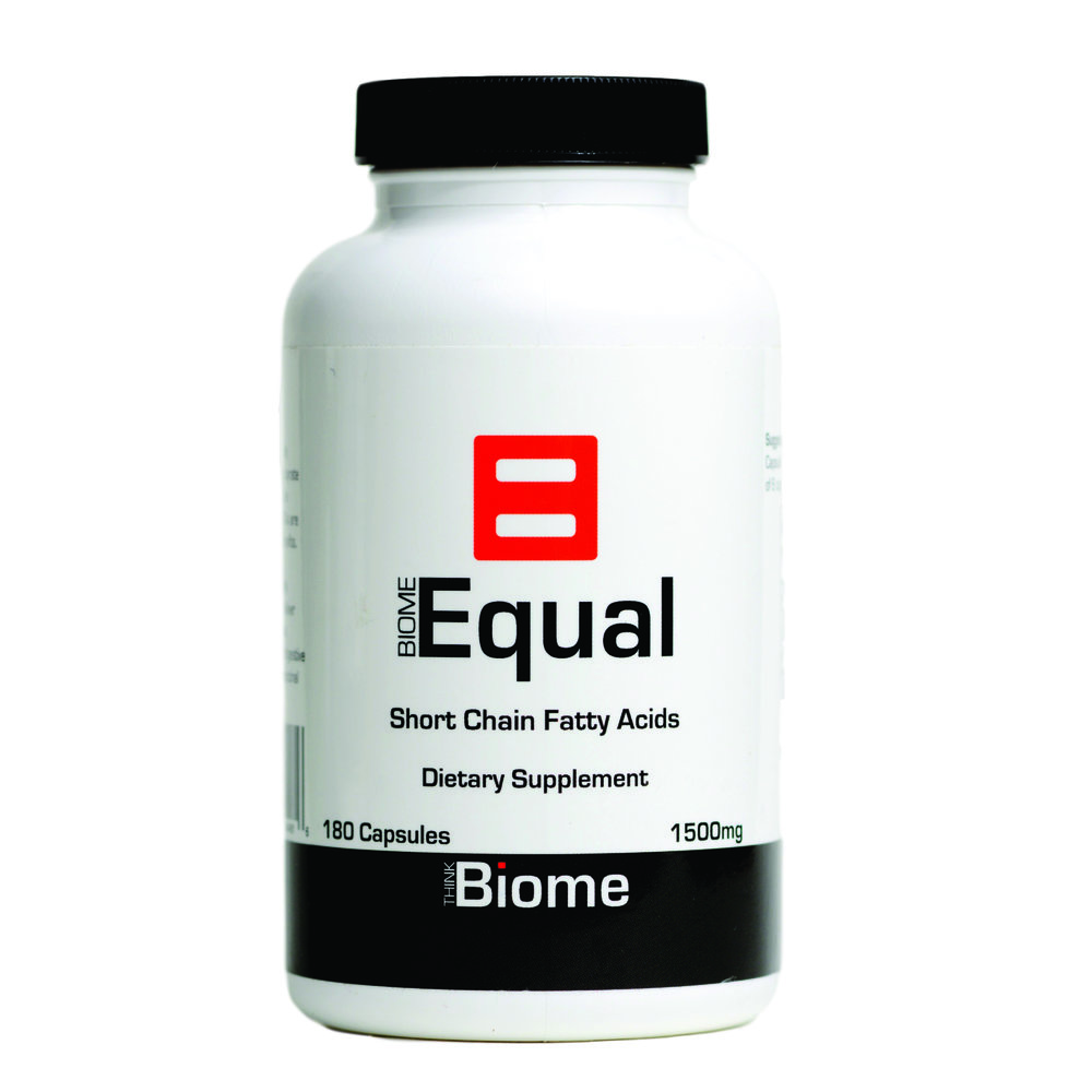 BIOME EQUALShort Chain Fatty Acid Postbiotic Supplement - UNIQUE SHORT CHAIN FATTY ACID SUPPLEMENT contains sodium butyrate and propionate!PROMOTE HEALTHY INTESTINAL FLORA, fortify your gut microbiome!SLOW RELEASE CAPSULE for targeted gut microbiome releasePREBIOTIC BENEFITS for optimal gut healthMAINTAIN A HEALTHY MICROBIOME BALANCE and Digestive health