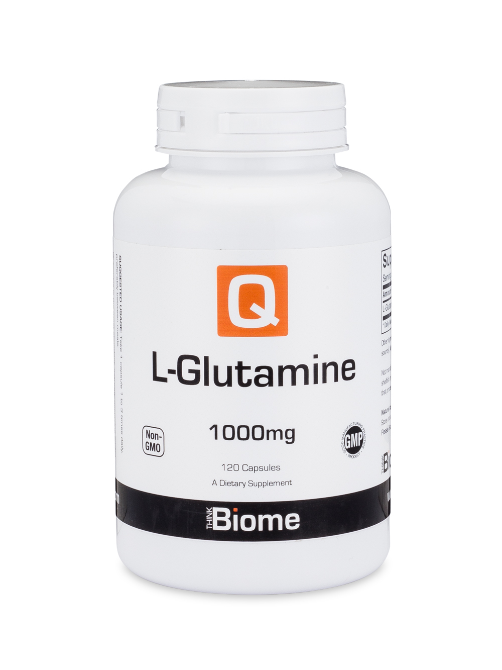 L-Glutamine - STRENGTHEN the intestinal barrier and support the healthy functioning of your gastrointestinal tractSUPPORT wound healing and immune functionBALANCE intestinal microflora for optimal microbiome healthPRESERVE muscle mass and improve recoveryGMP CERTIFIED, Non-GMO, Made in the USA