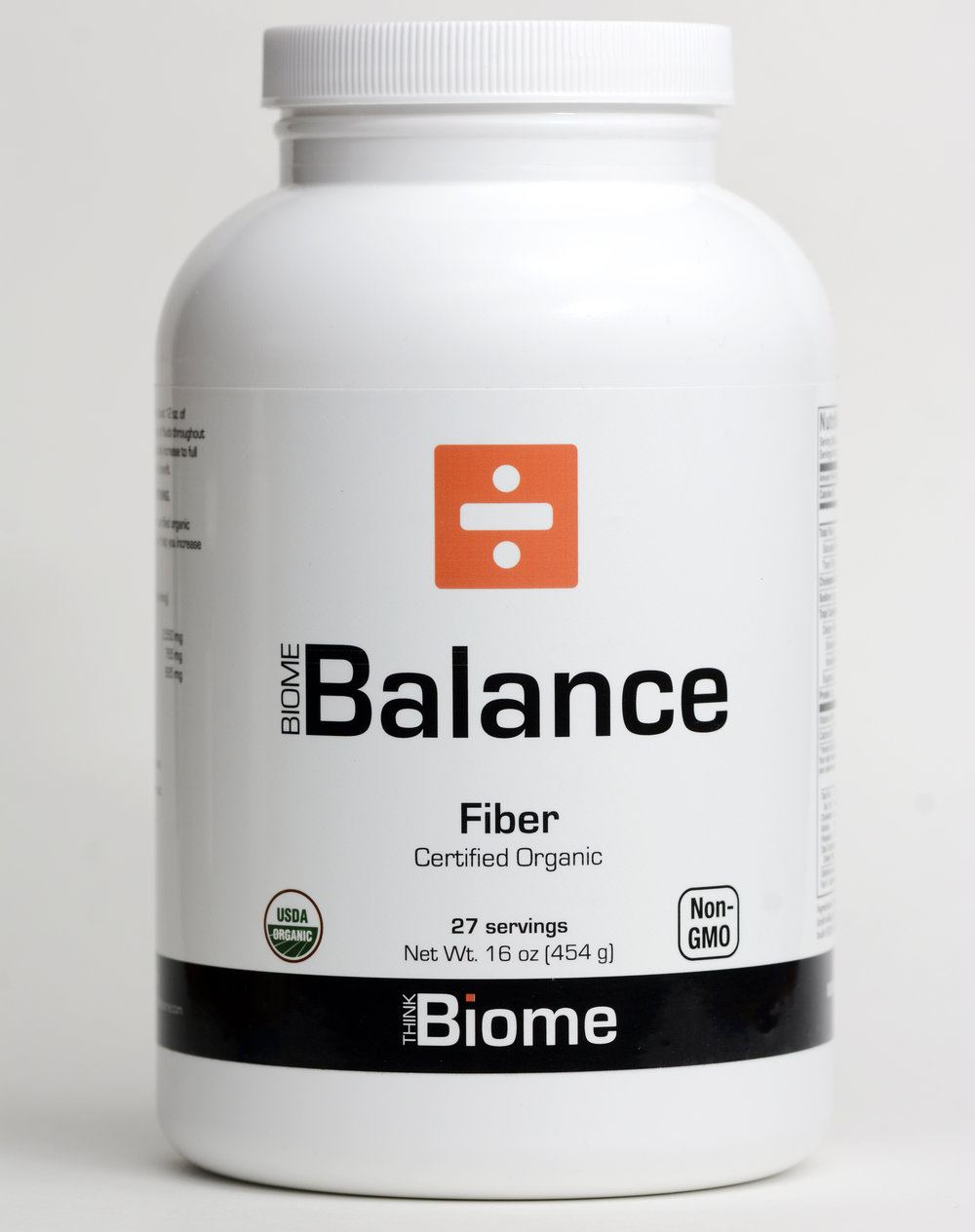 Biome Balance complete prebiotic dietary fiber - PROMOTES GUT MICROBIOME AND OVERALL HEALTH by encouraging the growth of
