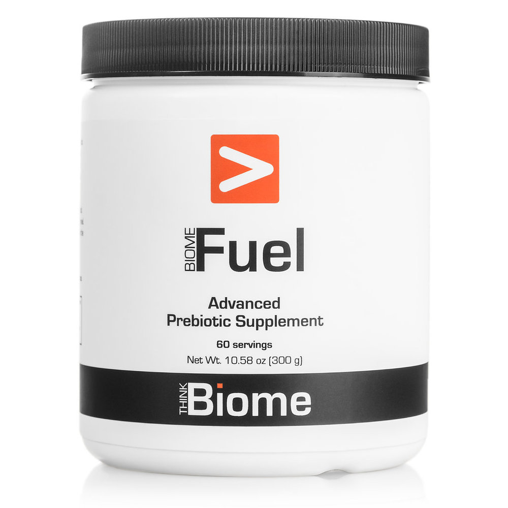 Biome Fuel Advanced Prebiotic - Our revolutionary synergistic blend of balanced chicory root inulin and patented American-made PrecticX Xylooligosaccharide. This one-of-a-kind prebiotic formula brings together the benefits of healthy gut and colon inulin prebiotics and advanced XOS to nourish your healthy gut bacteria and manage systemic inflammation.Suggested UseMix 1 level scoop with 6-8 oz of cold liquid or add to food.Take one scoop 1-2 times per day with breakfast and/or the evening meal.Due to the potent effects of Biome Fuel, begin with 1/2 scoop per day for the first 1-2 weeks. Gradually increase to 1 level scoop taken once or twice per day.Caution. Do not eat freshness packet enclosed.Store in a cool dry place.