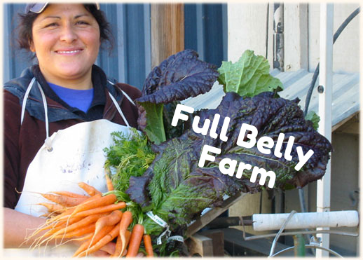 Full Belly Farm  has been providing organic produce to the Bay Area since 1985. Along with our other produce vendors, they allow us to provide our customers with healthy, fresh, and affordable goods!