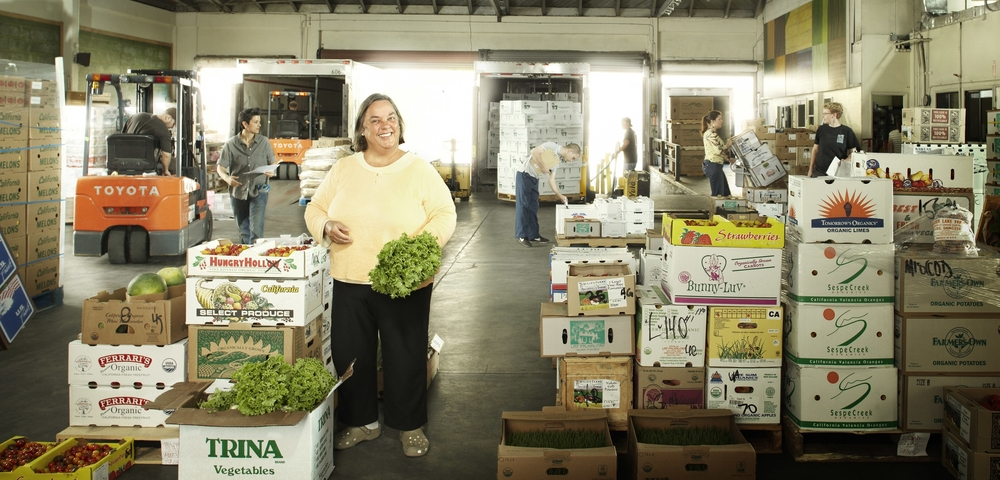 Veritable Vegetable has been connecting small farmers with food co-ops, neighborhood grocery stores, and restaurants in the Bay Area and beyond since the early 1970's. They are an amazing business who make it easy for us to meet our commitment to only provided fresh produce grown within 250 miles of our store!