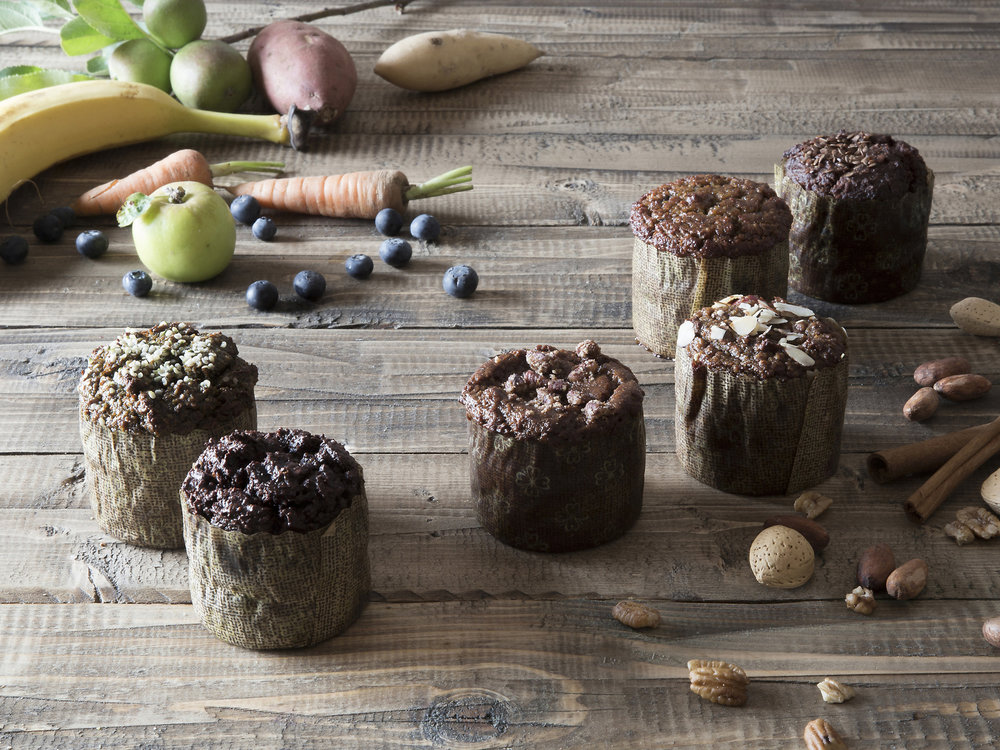 A favorite snack for any time of day, Revolution muffins are healthy and nourishing.