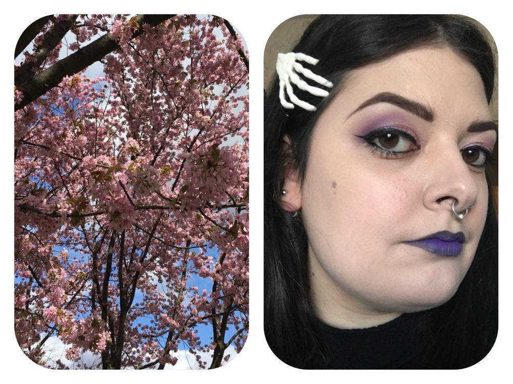 Saturdays makeup look