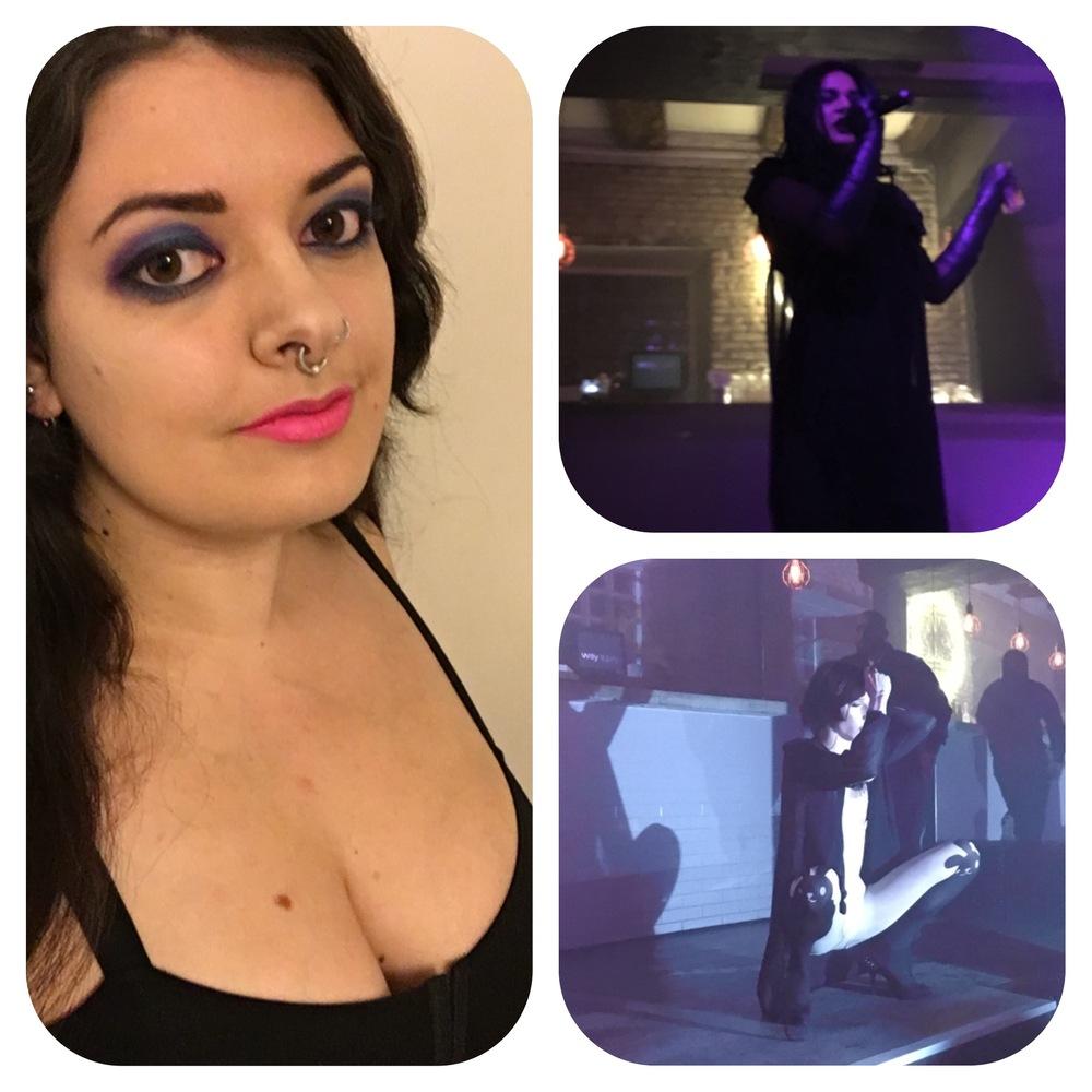 Makeup look, Fatima von Hell & Trixie LaBelle