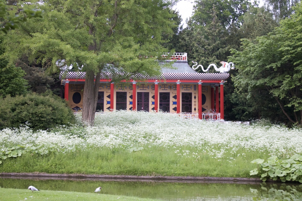 The Chinese Pavilion