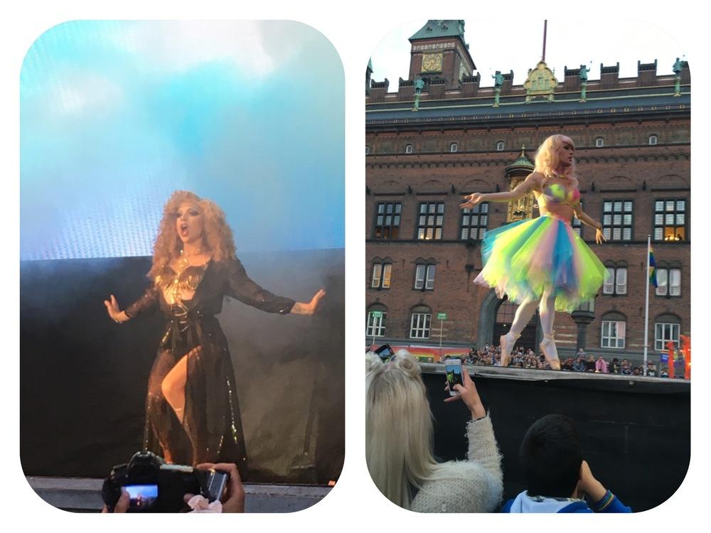 Mariah Freefall & Harley Queen