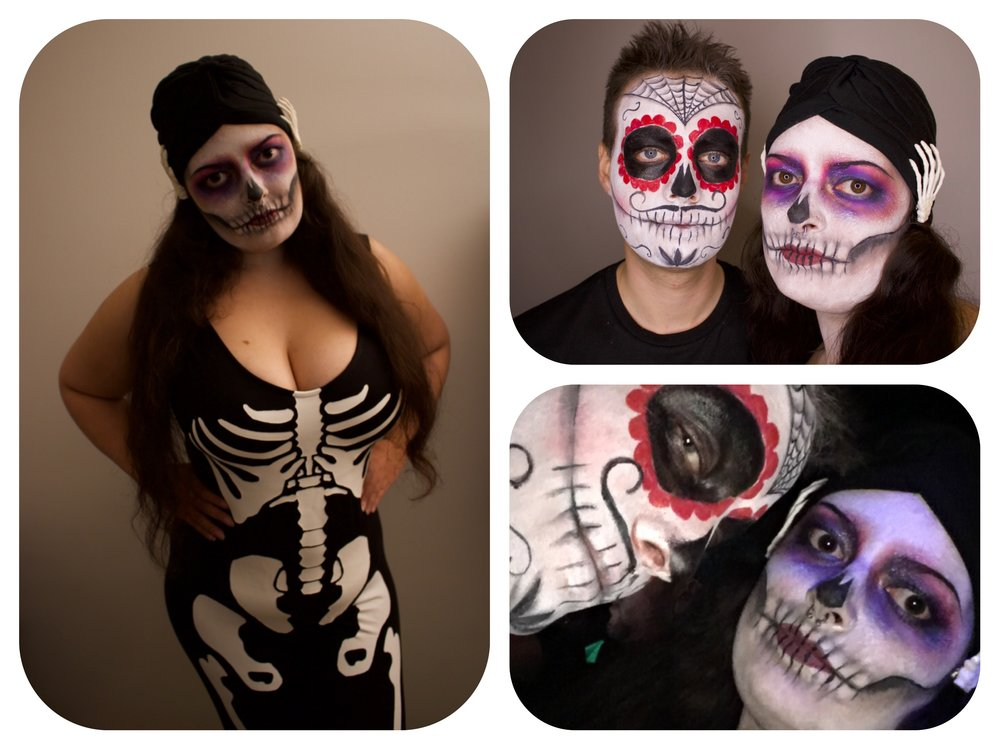 Our Halloween look