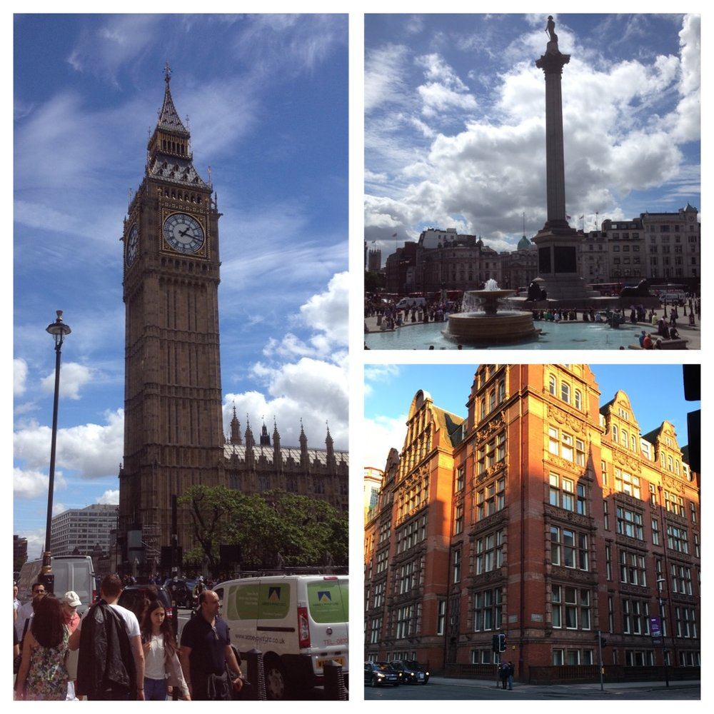 England: London & Manchester
