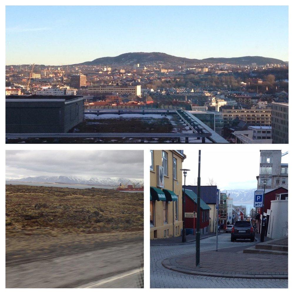 Norway: Oslo Iceland: Reykjavik