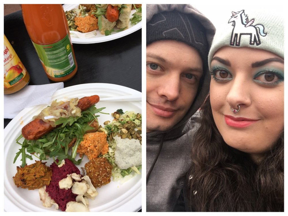 Vegan food & Unicorn love!