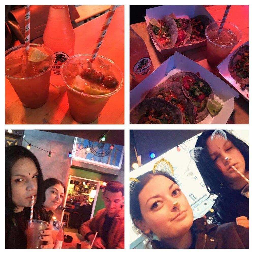 Taco date