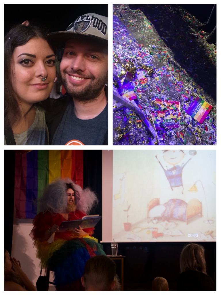 Drag Night and story time