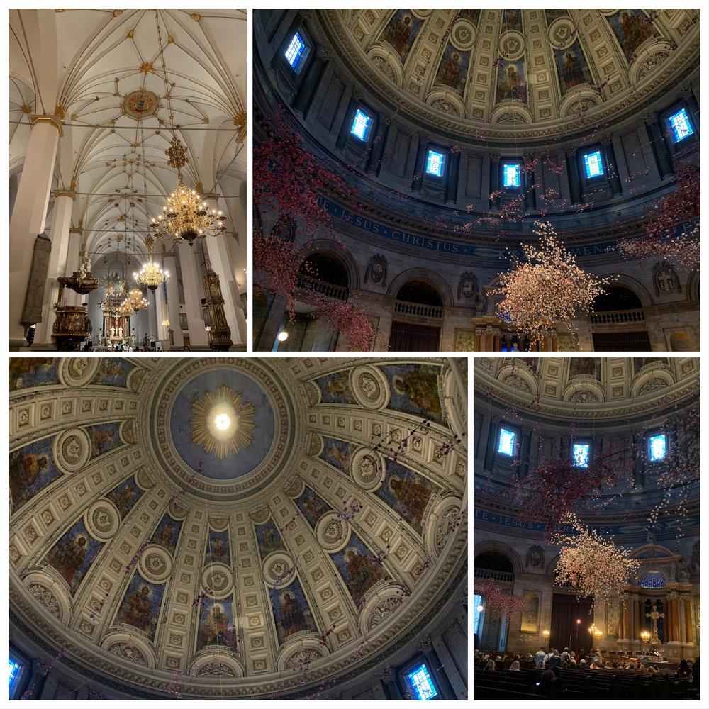 Trinitatis Church and The Marble Church
