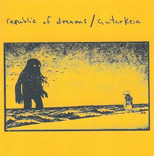 "Republic of Dreams/Autarkeia 7"" - $5"
