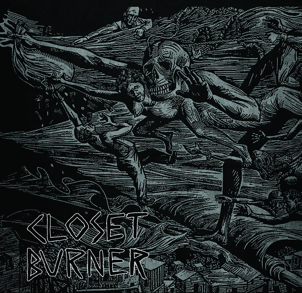 Closet Burner - Disappointment, Death, Dishonor LP - $10