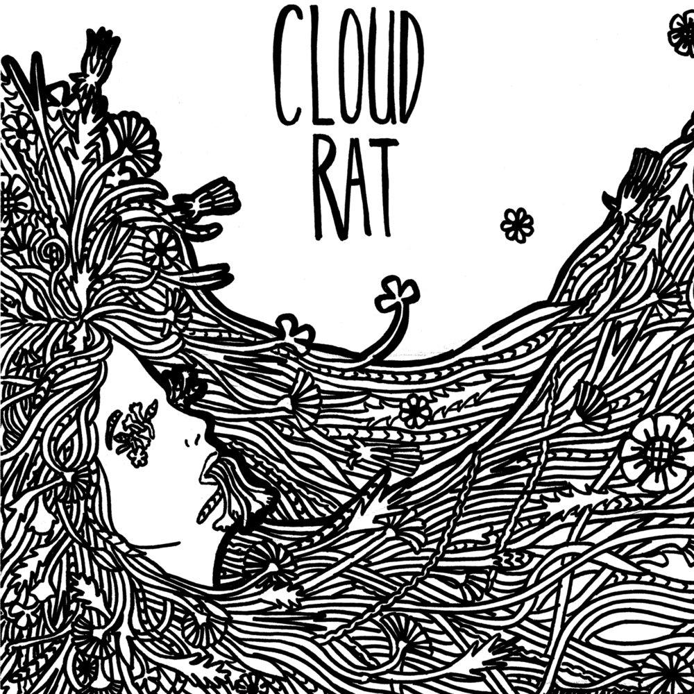 Cloud Rat - s/t LP - $10