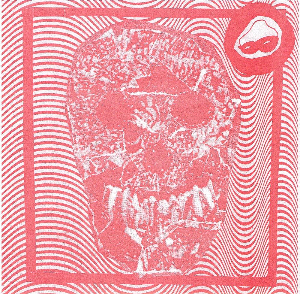"""Antifaces - Solo Quedan Fantasmas 7"""" - $5"""