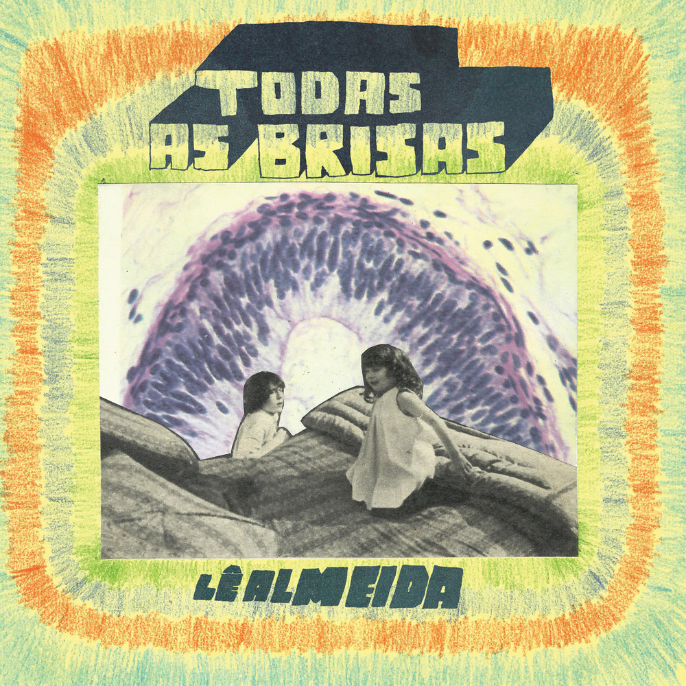 Le Almeida - Todas as Brisas LP - $10