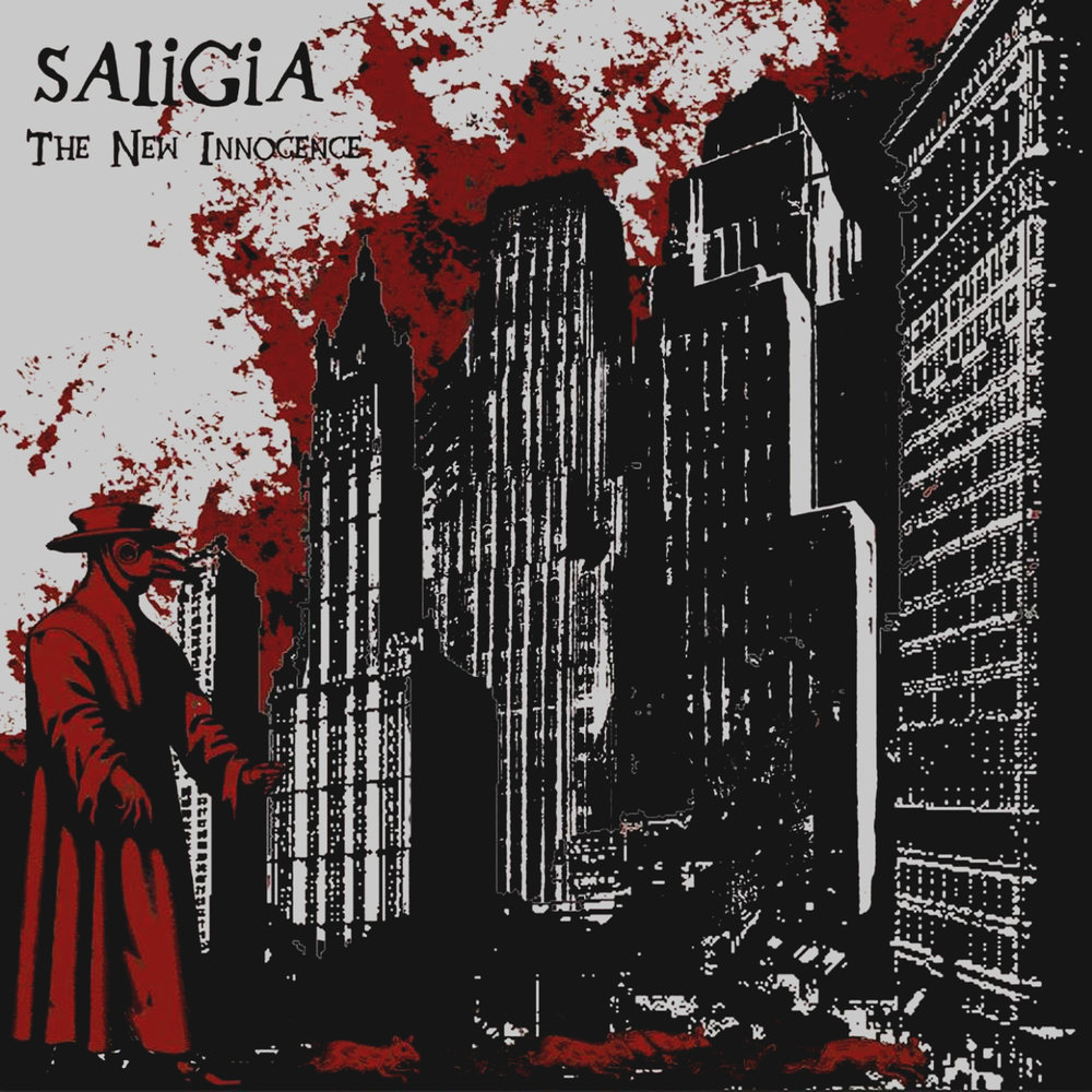 "Saligia - The New Innocence 10"" - SOLD OUT"