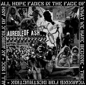 "Aureole of Ash / Jotnarr - split 7"" - $5"