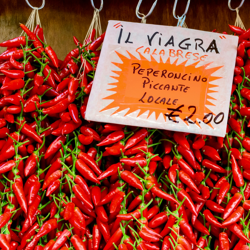 Calabrian chiles are highly present on the menu at Piccolo.
