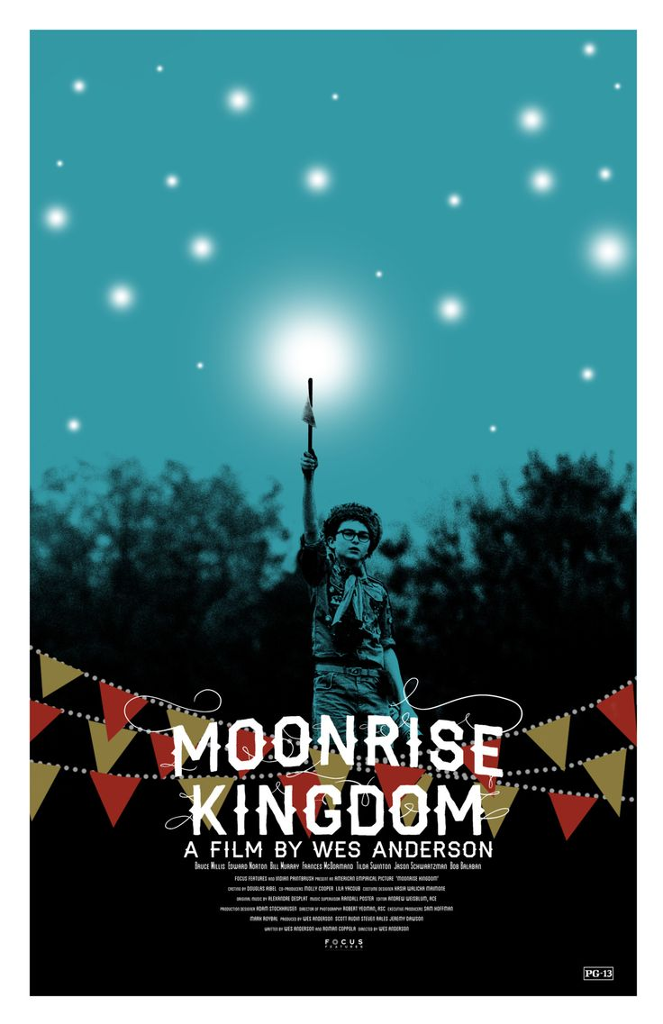 moonrise kingdom free screening in congress sq park at 7:30 august 21st sunday