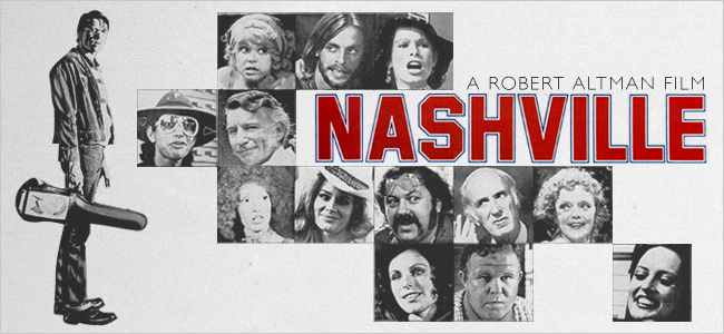 nashville (altman, 1975) screening at mayo st arts sept 24th at 7:30pm