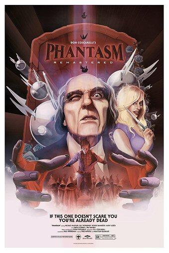 Phantasm: Remastered--- showing thursday Oct 27 at the Nick at 2, 7:30, 9:45