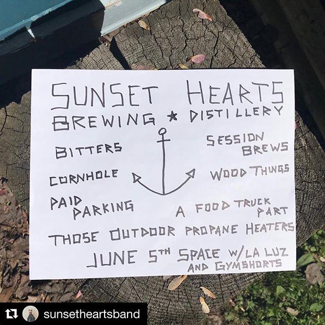 #Repost @sunsetheartsband