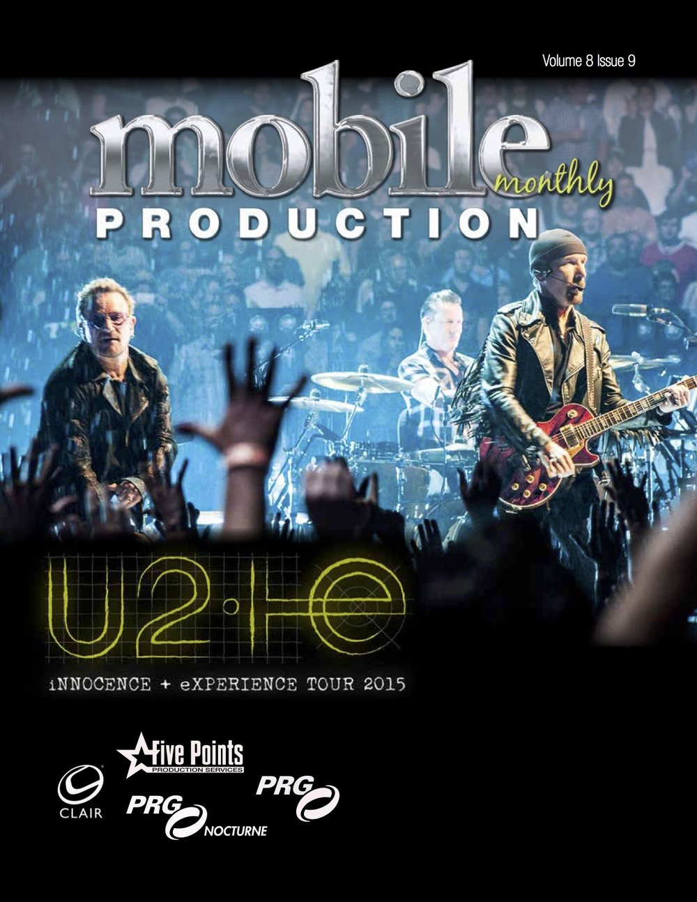 Mobile Production Monthly, Volume 8, Issue 9