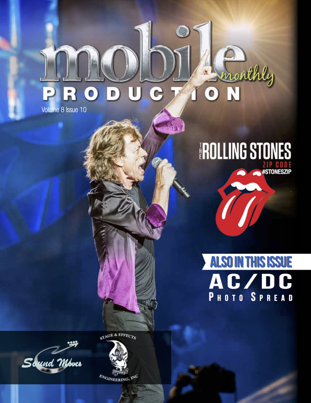 Mobile Production Monthly, Volume 8, Issue 10