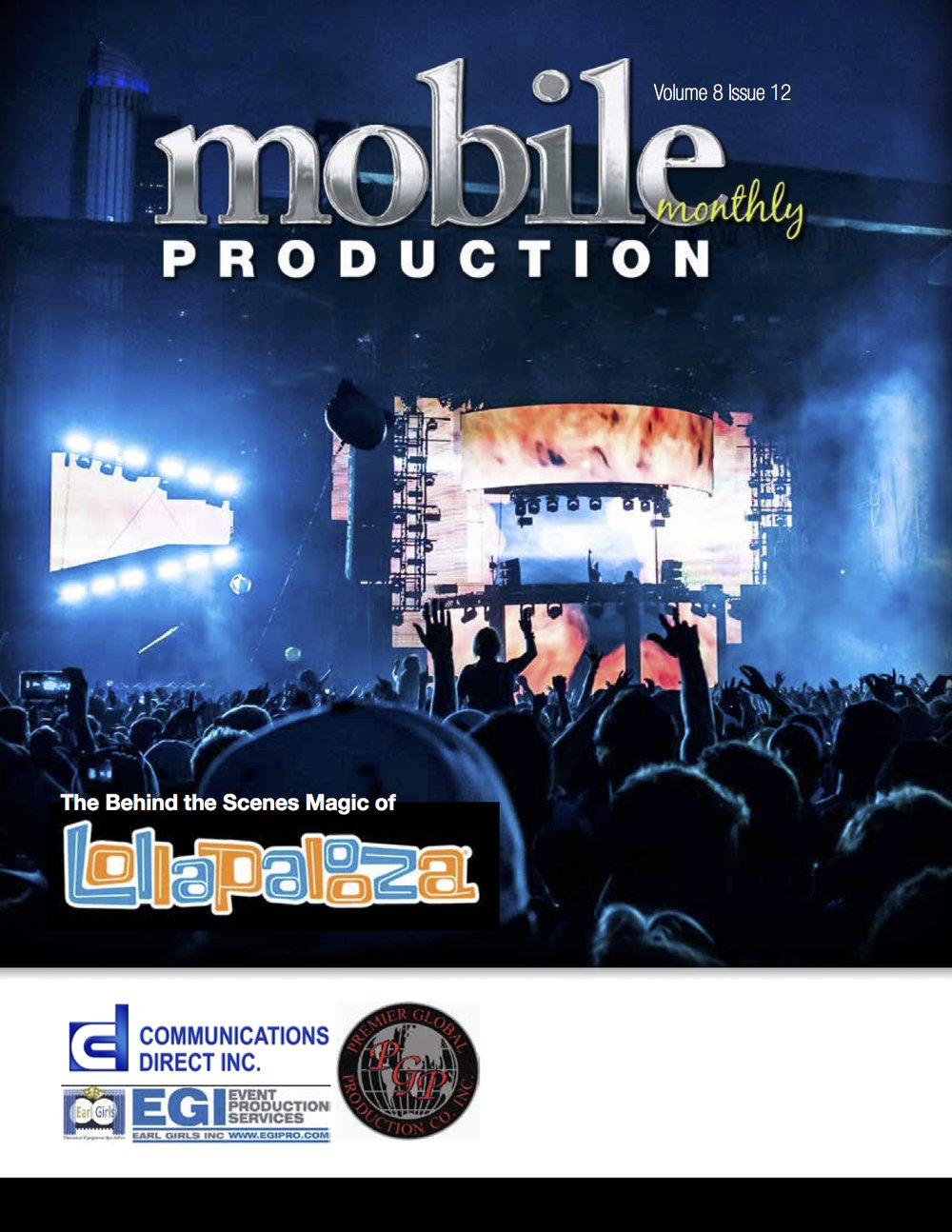 Mobile Production Monthly, Volume 9, Issue 12