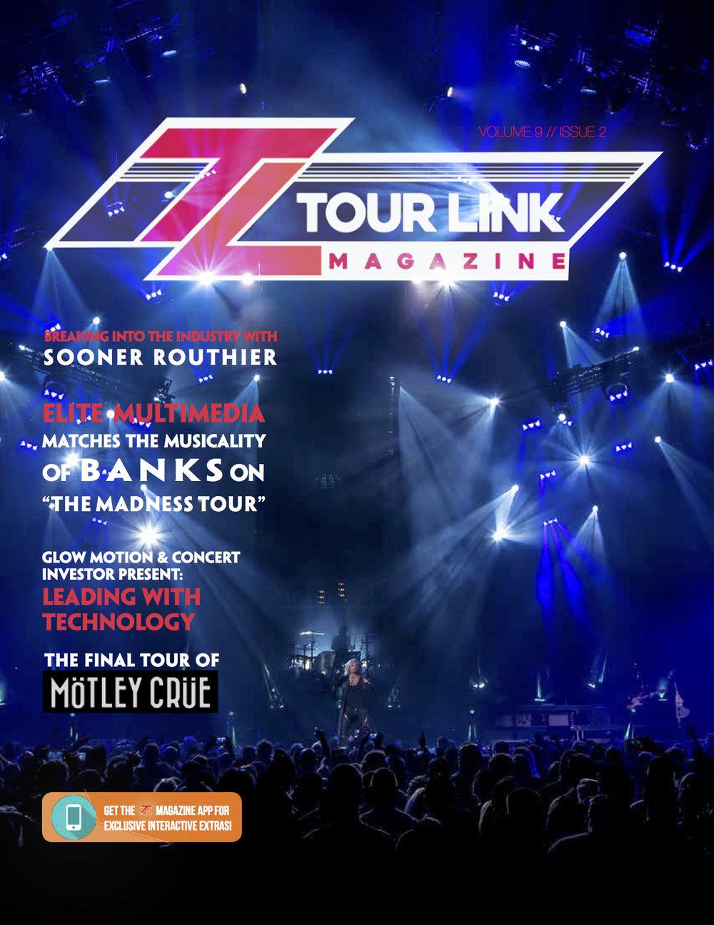 Tour Link Magazine, Issue 2