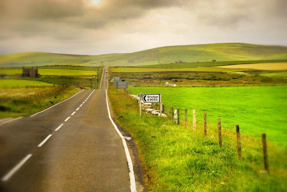 Orkney Isles, Scotland, 2011