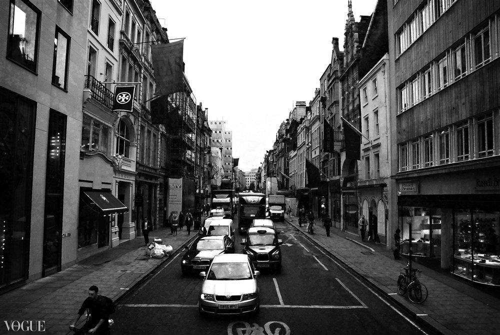 """Streets of Westminster"" Westminster, UK 2011"