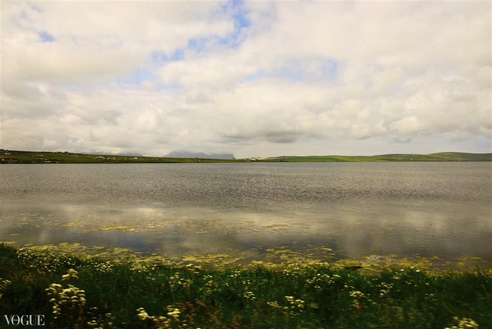 """Sea, Land, and Sky"" Orkney Isles, Scotland 2011"