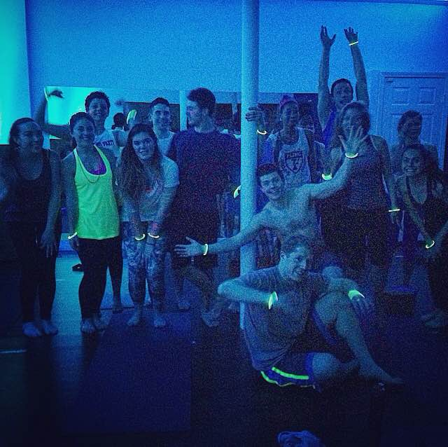 glow yoga boston