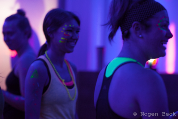 glow yoga fun boston