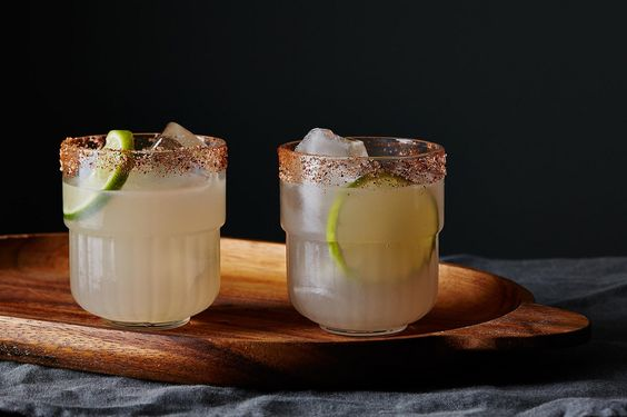 5. Chili Lime Salt - Margaritas with chili lime salt rims are the best. I can't get enough of these spicy cocktails. Find cocktail recipes here. Photo: Food52.com