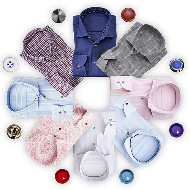 Look your absolute best for the world each day! Dynamic interchangeable shirt accessories 👓💎 LIVE ON - https://t.co/VlMpUbdJ9x #fashion #style #kickstarter #menswear