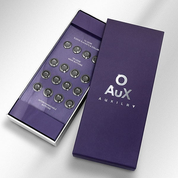 Everyone LOVES them!! Make Your Own Style! 👓💎 Impress Everyone with Dynamic Auxilry Interchangeable Shirt Buttons 2.0! NOW ON: https://t.co/wG1zVtSREc @kickstarter #fashion #style #Womenswear #womensfashion #Kickstarter #Accessories