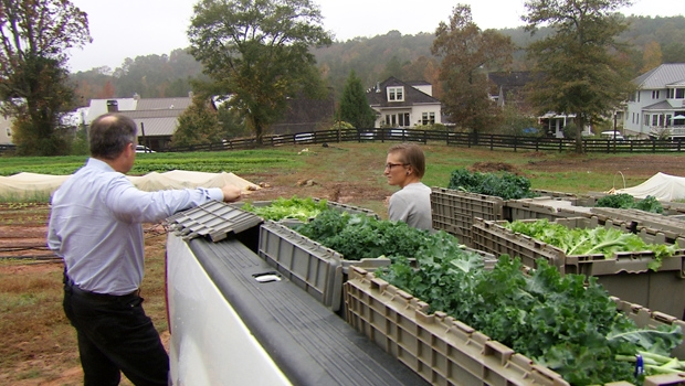 CBS Sunday Morning | Home grown: Moving next to the farm.