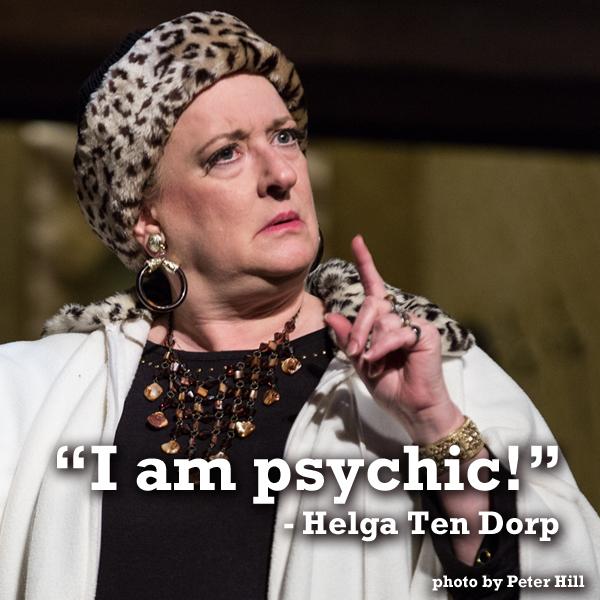 Helga Ten Dorp - DEATHTRAP