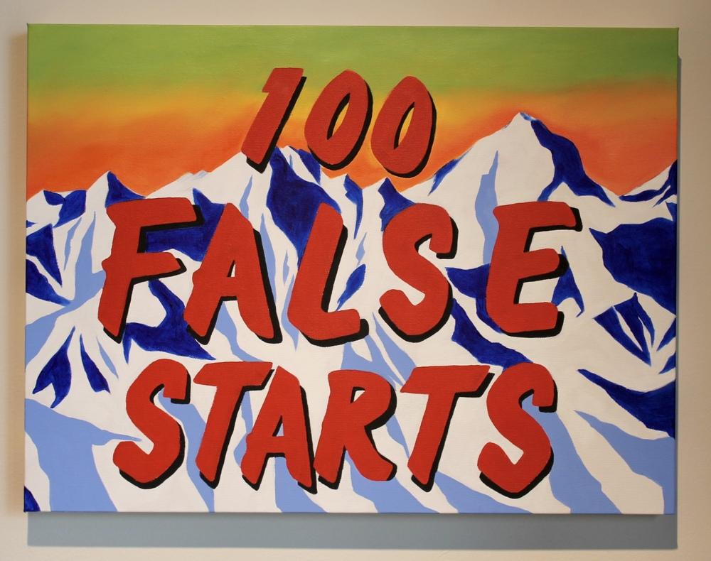100 False Starts