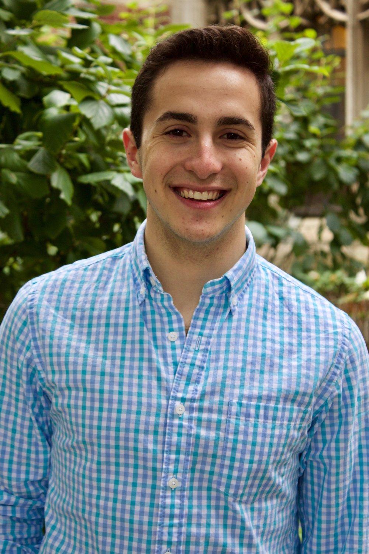 Daniel Rudin JE '19+1