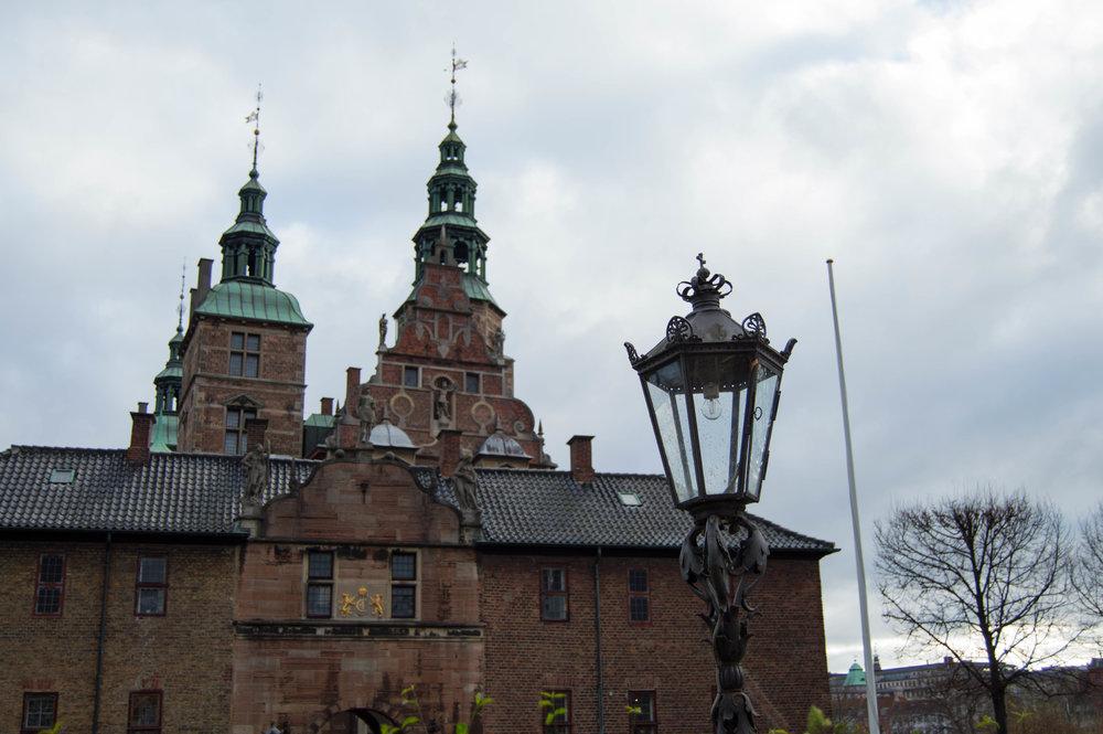 Rosenbord Castle