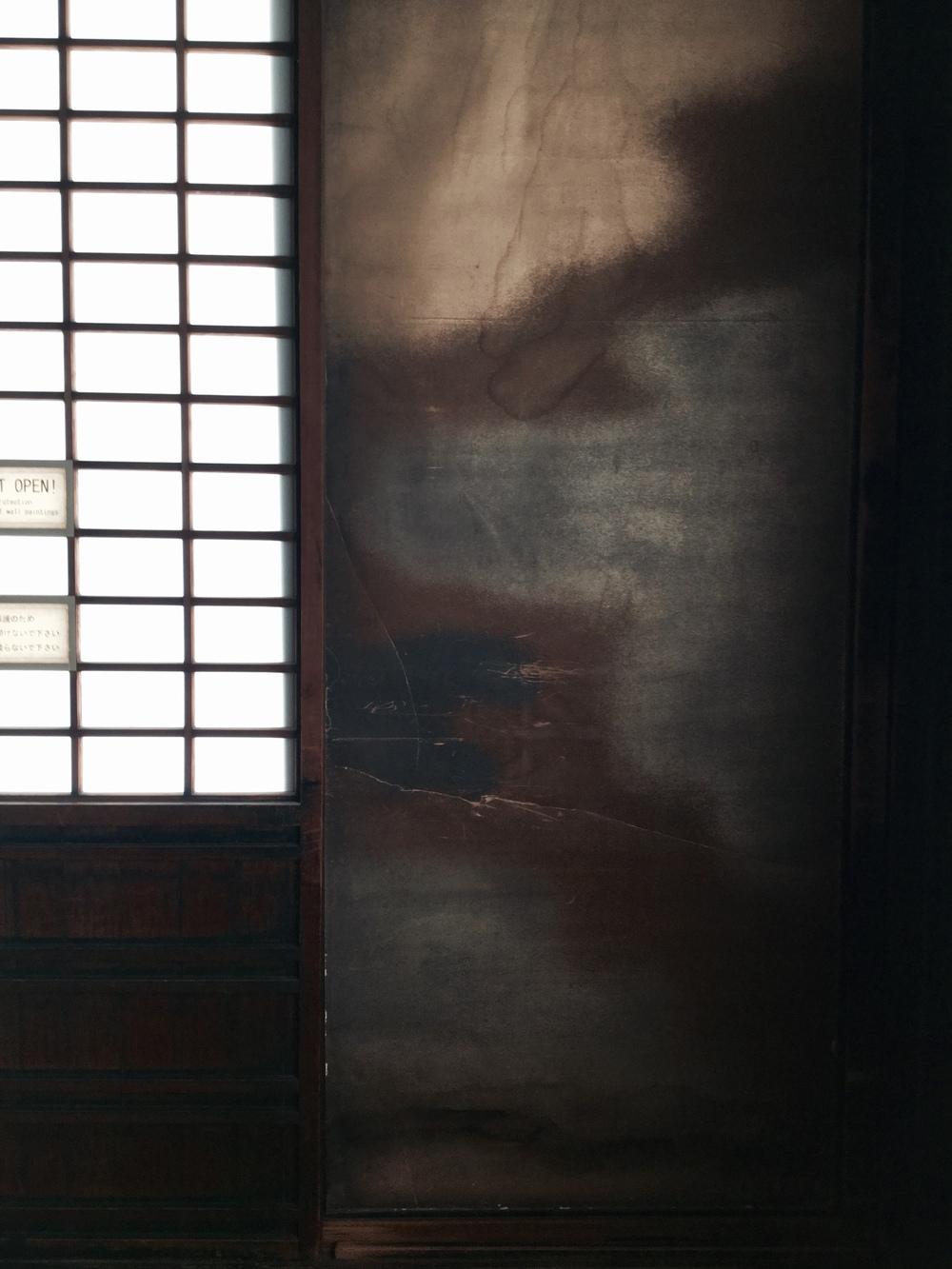 Kyoto Castle.