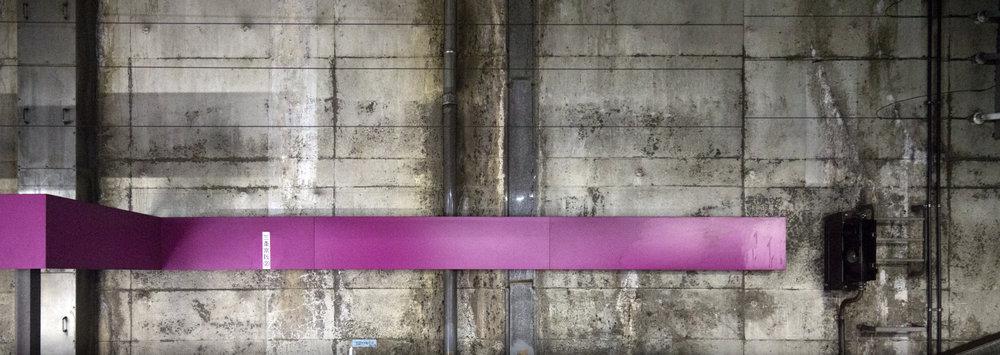 '牡丹色, Botan-iro (Peony), Landscape', Photograph