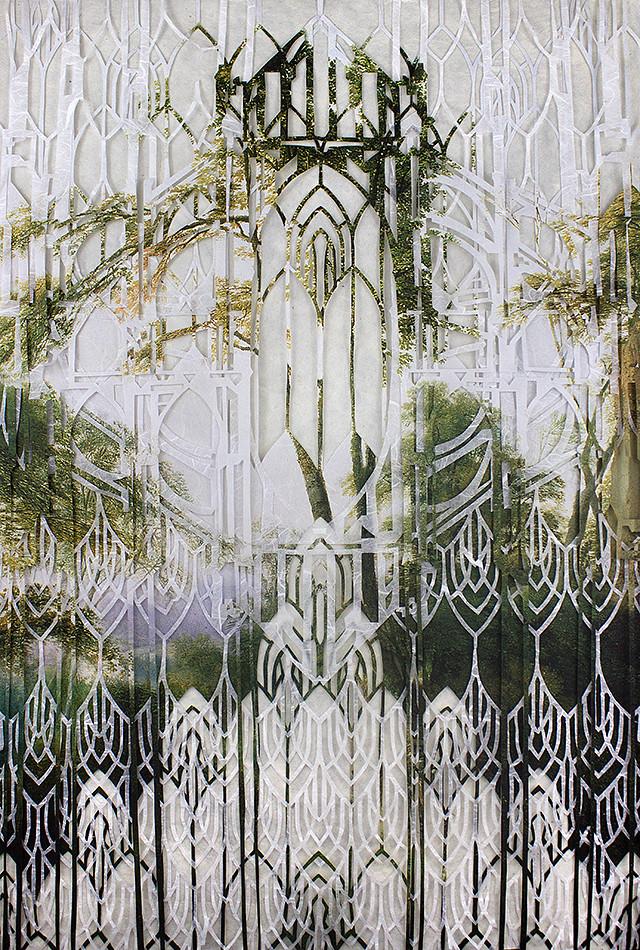 Sanctum I  by Elise Wehle